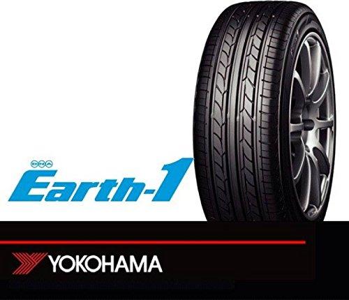 Yokohama Tyre Earth 195/55 R16 87V Tubeless Car Tyre