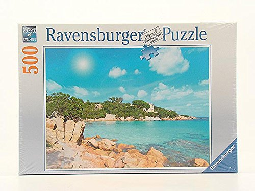Preisvergleich Produktbild Puzzle 500St. Strand in sardegna147588