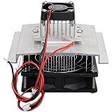 MagiDeal Kit TS-CL1005 Termoeléctrico Bircolaje Peltier Refrigeración Sistema Cooler Acero Inoxidable