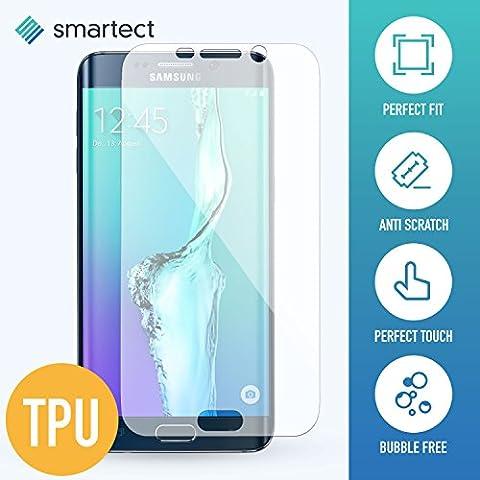 smartect® [3x TPU] Samsung Galaxy S6 Edge+ Protecteur d'écran de TPU (La feuille TPU s'ajuste bien à l'écran