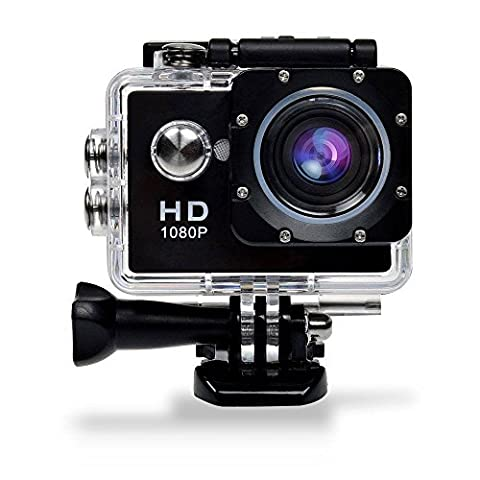 GBB Ultra Sport Action Camcorder HD 1080P Waterproof Camera 12MP