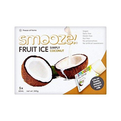 Smooze Simplement Esquimaux Coco De Fruits 5 X 65Ml - Paquet de 4