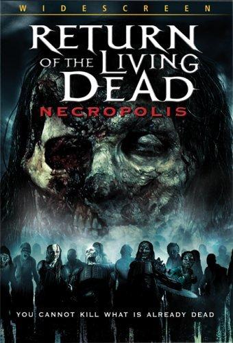 Return of the Living Dead: Necropolis by Aimee-Lynn Chadwick