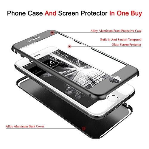 custodia full body iphone 8 slim