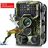 Best Game Cameras - Trail Camera, 1080P 16MP Game Camera with 120°Wide Review