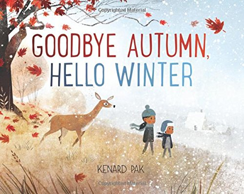 Goodbye Autumn, Hello Winter por Kenard Pak