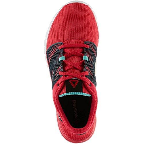 Reebok, Sneaker donna Blu (Rosa/blu)