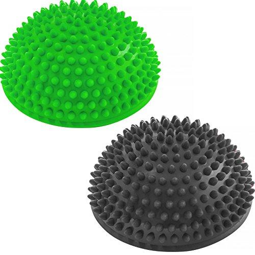 2er-Set Balance-Kugel »Igel« zur Steigerung der Balance - Koordination