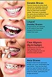 #9: MAHALAXMI Art Dental Dentist Doctor Ceramic Braces Lingual Braces Clear Aligners Metal Braces Poster Poster Print on 13x19 inches, Multicolor