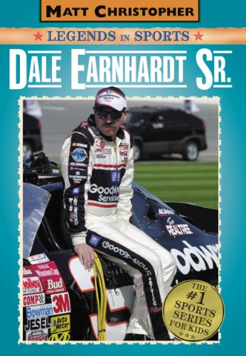 Dale Earnhardt Sr.: Matt Christopher Legends in Sports (English ()