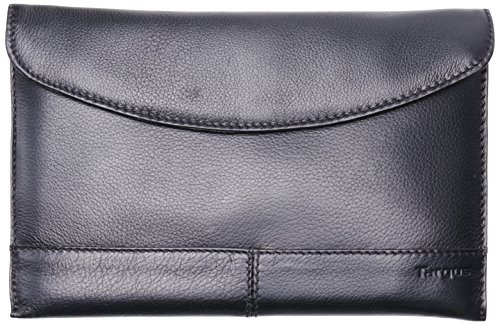 "Targus Leather Sleeve for Tablets & eReaders - Fits Tablets & e-Readers Up To 7"" (Black)"