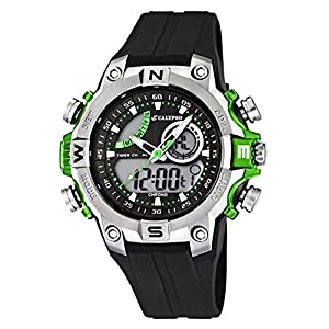 Calypso Herrenarmbanduhr Quarzuhr Kunststoffuhr Alarm-Chronograph ana-digi alle Modelle K5586