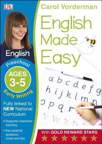 English Made Easy Early Writing Preschool (Carol Vorderman's English Made Easy)
