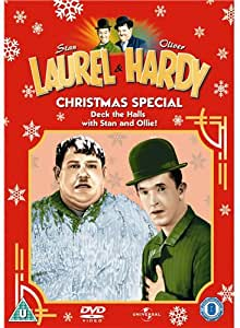 Laurel & Hardy Christmas Special [DVD]