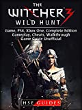 The Witcher 3 Wild Hunt Game, PS4, Xbox One, Complete Edition,...
