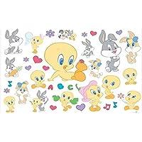 Adesivi Murali Looney Tunes.Amazon It Looney Tunes Adesivi E Murali Da Parete Pitture E