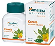 Himalaya Himalaya Wellness Pure Herbs Karela Metabolic Wellness - 60 Tablets