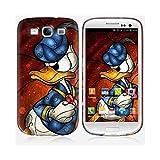 Coque Galaxy S3 de chez Skinkin - Design original : Donald par Mandie Manzano