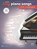 Best Alfred Love Songs Piano Musics - Alfred's Easy Piano Songs -- Love & Romance: Review