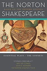 The Norton Shakespeare: Based on the Oxford Edition: Essential Plays / the Sonnets by Stephen Greenblatt (2009-02-10)