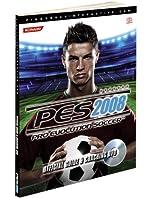 Pro Evolution Soccer 2008 - Official Guide and DVD de Piggyback