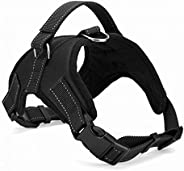 PETVOGUE Comfort Step in Dog Harness Easy to Put on Small Dog Harness Choke Free Adjustable Pet Vest No Pull O