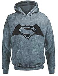 Plastic Head Batman V Superman Superbatman Hsw, Sudadera para Hombre
