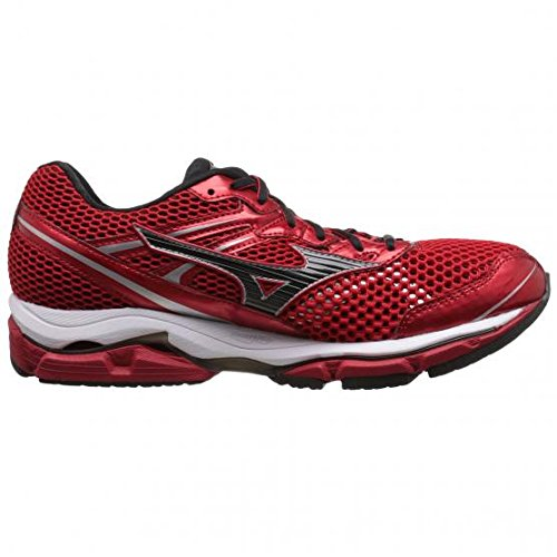 MIZUNO WAVE ENIGMA 5 MAN (CHINESE RED/BLACK/SILVER) (9 USA - 42 EUR)