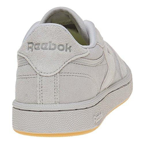 Reebok Club C Mädchen Sneaker Grau Grau