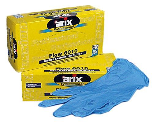 Arix Gua/nitl Guanti Blu Taglia L