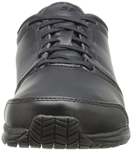 New Balance Women's WID526 Slip Resistant Work Shoe,Black,10 B US Black