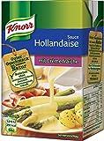 Knorr Servierfertige Hollandaise mit Crème fraîche Soße
