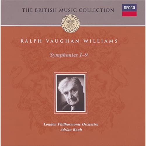 Vaughan Williams: Symphony No.2: A London Symphony - 4. Andante con moto - Epilogue