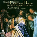 Marini : Le Lacrime di Davide. Ensemble Erranti.