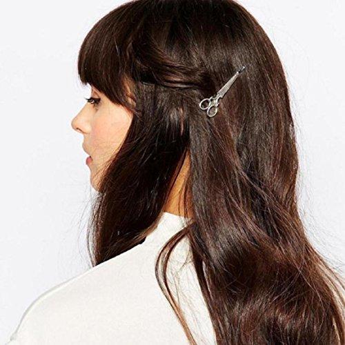 Malloom 1pc Accessoires Cheveux Pince à Cheveux Têtière