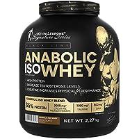 Preisvergleich für Kevin Levrone Black Line Anabolic Iso Whey 2270g - Pure Whey Isolat - Chocolate