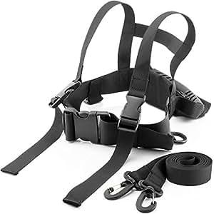 SKI safety harness for children seat belt Skigurt Drawing