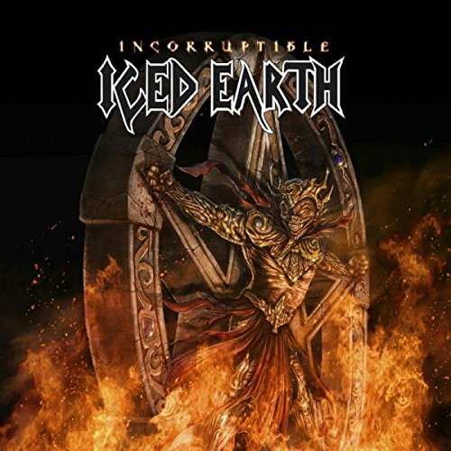 Iced Earth: Incorruptible (Standard CD Jewelcase) (Audio CD)