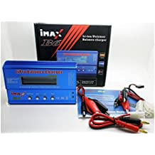 Cargador Balanceador IMAX B6 para Baterias Li-Ion Lion Lipo LiFE NiMh Plomo + Transformado AC DC 4091b