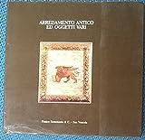 Scarica Libro Arredamento antico ed oggetti vari (PDF,EPUB,MOBI) Online Italiano Gratis