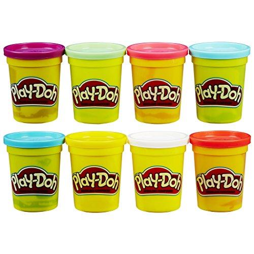 Hasbro Play-Doh C3899EU4 Knete, 8er Pack