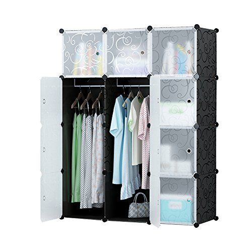 Armario modular estanter a por m dulos armario de - Armario para guardar juguetes ...