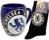 Chelsea Tubby Mug and Sock Gift Set Official Merchandise