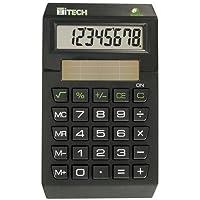 C1523BL Hitech-Calcolatrice tascabile, 8 cifre, colore: nero -  Confronta prezzi e modelli