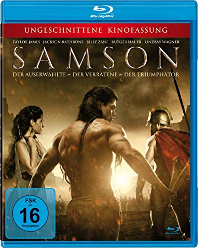 SAMSON - uncut Kinofassung [Blu-ray]