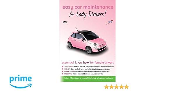 Basic Car Maintenance >> Easy Car Maintenance Dvd For Women Covers All Basic Tasks