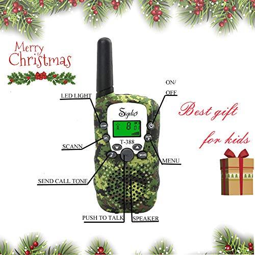 Zoom IMG-3 sigdio t 388 walkie talkies