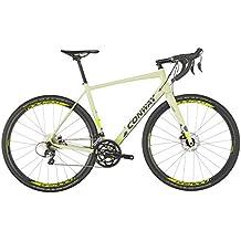 Conway GRV 600 Alu - Bicicletas ciclocross - amarillo/gris Tamaño del cuadro 58cm 2018