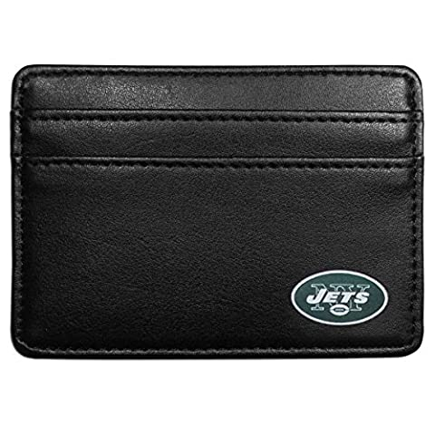 NFL New York Jets Leather Weekend Wallet,
