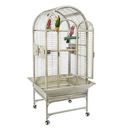 Rainforest Ecuador Medium Parrot Bird Cage (Stone) 3